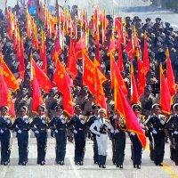 Парад в Пекине. Сентябрь 3. :: Анастасия Безуглая