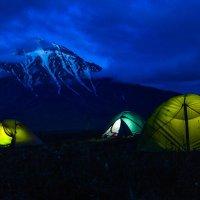 Ночь на перевале :: Denis Avramchuk