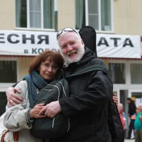 Я с женой :: Михаил Хохлов