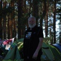 Я в лагере :: Михаил Хохлов