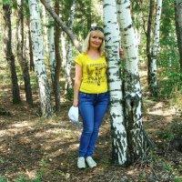 В лесу. :: °•●Елена●•° Аникина♀