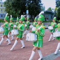 Парад студентов Башкортостана -2015 :: arkadii