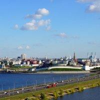 Вид на Казанский Кремль :: Igor Khmelev