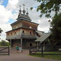 Церковь святого великомученика Георгия Победоносца в Коломенском.. :: Oleg4618 Шутченко