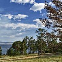 Байкальский пейзаж :: Светлана Воробьёва