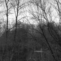 """Удельный парк (из серии """"Места, которых больше нет"""") :: Клиентова Алиса"""