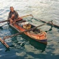 Рыбак с острова Комодо :: Александр