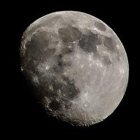 Луна над Приморско-Ахтарском :: Ольга Осипова