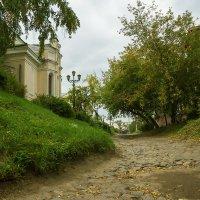 Старая улица :: Алексей Илюхин