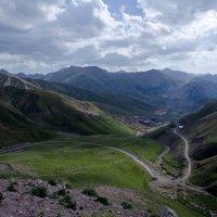 Дороги Киргизии :: Александр Грищенко