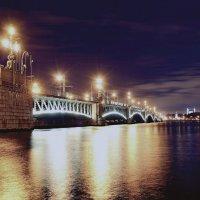 Троицкий мост (Санкт-Петербург) :: Светлана Салахетдинова