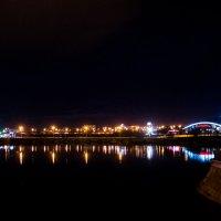 Ночной Челябинск :: Артем Токарев