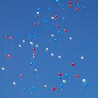 Воздушные шары :: Александр Гапоненко