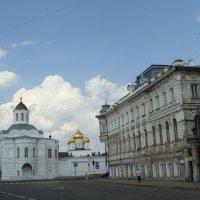 Церковь иконы Смоленской Божьей Матери, г. Кострома . :: Tata Wolf
