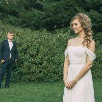 Кристина и Александр :: Екатерина Сагалаева