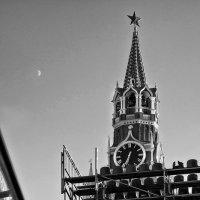 А всё былое - это факт, с Москвою часики тик-так! :: Ирина Данилова