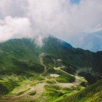 Величие гор Кавказа (3) :: Арина Зотова