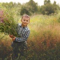 Букет для любимой маме :: Ольга Куренкова