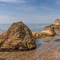 Дикий пляж. Фото 2. :: Вячеслав Касаткин