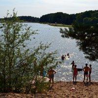 Озеро Юбилейное :: Ольга