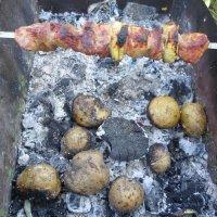 Мясо и картошка :: BoxerMak Mak