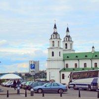 МИНСК. Кафедральный собор в честь Святого Духа :: Tata Wolf