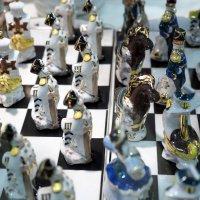 и шахматы бывают разные :: Олег Лукьянов