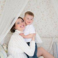 Мама и сын :: Анастасия Максимова