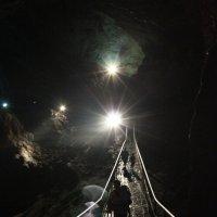 тени в пещере :: анна к