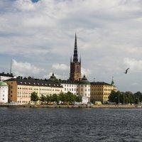 Стокгольм :: ник. петрович земцов