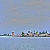 Монастырь. :: vkosin2012 Косинова Валентина
