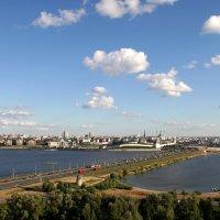 Мост через Казанку :: Igor Khmelev