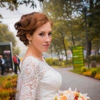 осенняя свадьба (4) :: елена брюханова