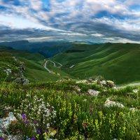 Просторы Кавказа :: Александр Хорошилов