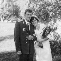 Свадьба лейтенанта и инженерши (1978 г.) :: Александр Попов
