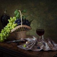 Из серии Про вино и виноград :: Ирина Приходько