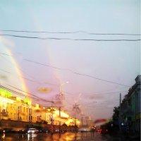 Осень.Все таки пришла.. :: Сергей Бажов