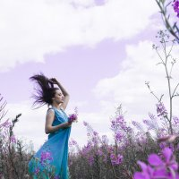 Царица полей :: Екатерина Трофимова