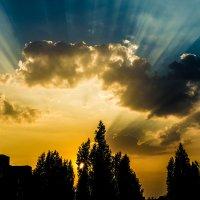 На закате дня :: Дмитрий Долгов