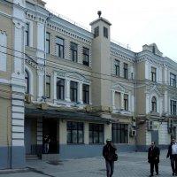 Россия, Москва, Никольская улица, 11-13с5 :: Александр Качалин