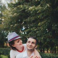 Давид и Даша :: Елена Cмирнова