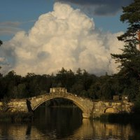 мост в шапке :: sv.kaschuk