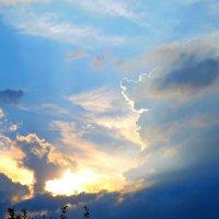 закат :: Елизавета Белянина