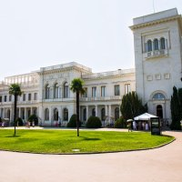 Ливадийский дворец :: Любовь Береснева