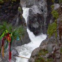 Водопад,Аршан :: Ольга