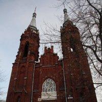 Рыбинск Католический храм :: Черных Ксения