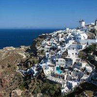 Остров Санторини (Греция). :: Надежда