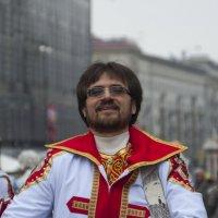 День города Москвы на Тверской :: marmorozov Морозова