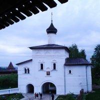 Ночь в музее. Суздаль, Спасо- Евфимиев монастырь. :: Евгения Куприянова