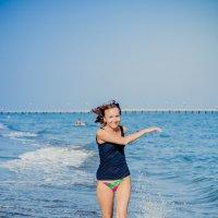 бегущая по волнам :: Ната Анохина